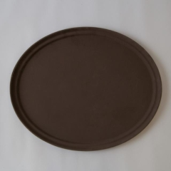 Rental store for TRAY OVAL WAITER BROWN in Austin TX