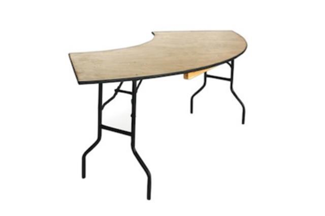 Where to find TABLE SERPENTINE LARGE 7ft in Austin