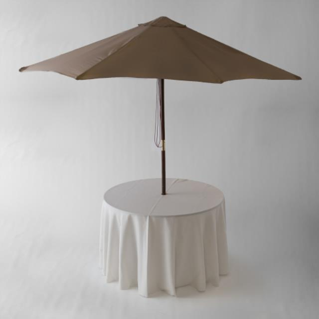 Where to find TABLE ROUND UMBRELLA 48 in Austin