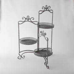 Rental store for CAKE STAND GREY-34 H in Austin TX