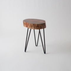 Rental store for SIDE TABLE WOOD COIN in Austin TX