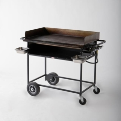 Rental store for FLAT TOP GRIDDLE-20 X36 in Austin TX