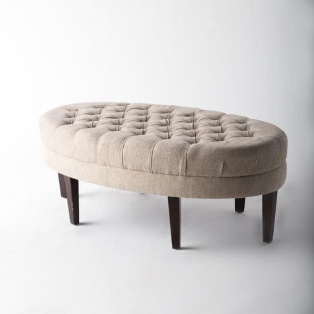 Where to find OTTOMAN OVAL NATURAL in Austin