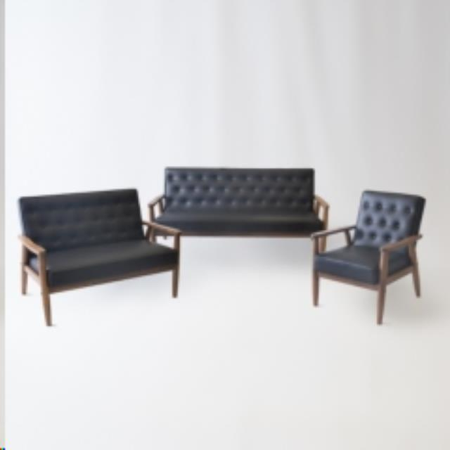 Where to find Black Mid-Century Furniture Collection in Austin