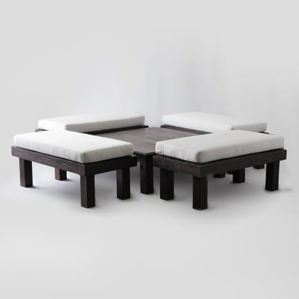 Rent Farm Lounge Furniture Collection